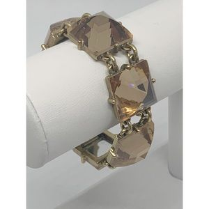 J. Crew Jewelry - J. Crew Chunky Crystal Bracelet